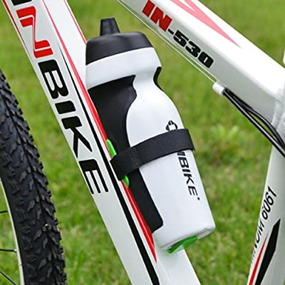 INBIKE Bike Bicycle Push Sports Water Plastic Bottle 680ml