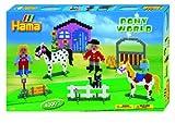 Hama / Pony World Fuse Beads Gift Set