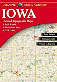Iowa Atlas & Gazetteer (Delorme Atlas & Gazetteer)
