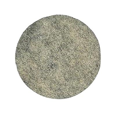 "Powr-Flite PP0520 Porko PLUS Floor Machine Pad, 20"" (Pack of 5)"
