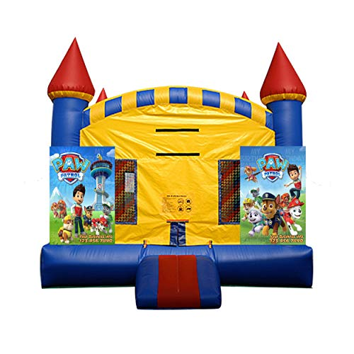 - Jumper Banners Bouncy House Banners Themes 30x60 40x60