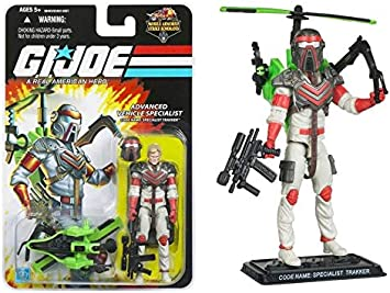 Joe Advanced Vehicle Specialist Matt Trakker M.A.S.K Hasbro G.I Action Figure