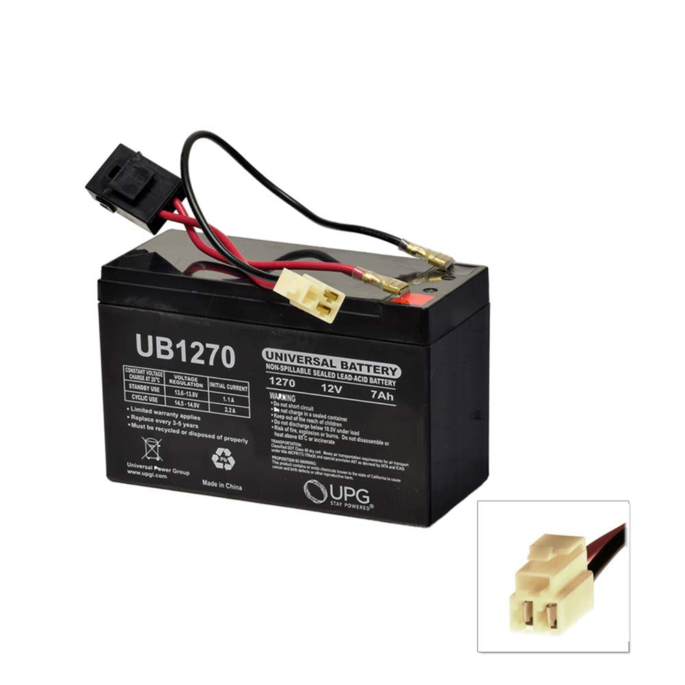 Amazon.com: 12 V Battery Pack for the Razor E90 (9 Ah, con ...