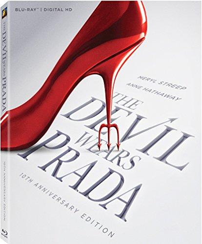 Devil Wears Prada, The 10th Anniversary Blu-ray