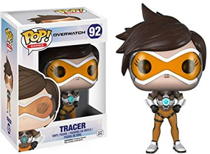 Buy Funko Pop Games Overwatch Action Figure - Tracer Online at Low Prices  in India - Amazon.in