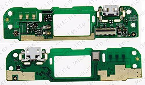 HTC DESIRE 626 MICRO USB CHARGING PORT CONNECTOR MICROPHONE FLEX BOARD E129
