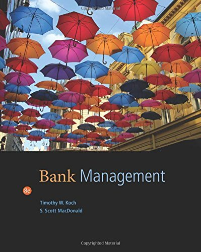 By Timothy W. Koch Bank Management (8th Edition) [Hardcover]