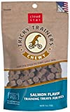 Cloud Star Tricky Trainers Chewy Dog Treats - Salmon Flavor - 5Oz.