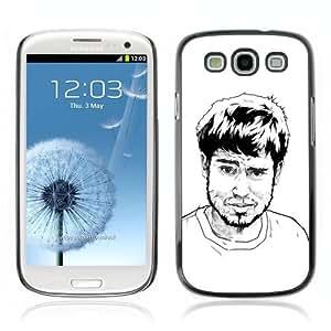 YOYOSHOP [Cool Tattoo Illustration] Samsung Galaxy S3 Case
