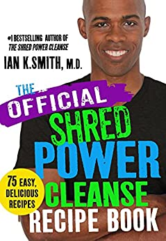 SHRED Power Cleanse Official Recipe ebook product image
