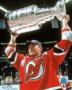 "Jason Arnott New Jersey Devils Stanley Cup Trophy Photo (Size: 8"" x 10"")"