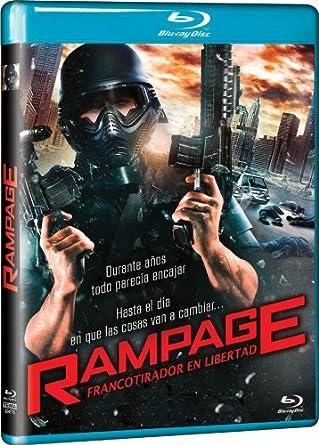 Amazon Com Rampage Francotirador De Libertad 2009 Import