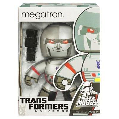 Transformers Universe Mighty Muggs Series 1 Vinyl Figure Megatron