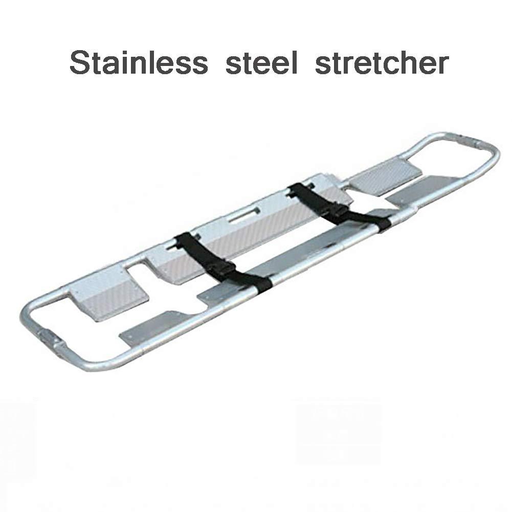 携帯用輸送ユニットの折り畳み式のアルミニウム低いテンショナー調節可能な長さの緊急の伸張器の救急医療   B07QDSS579