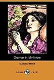 Dramas in Miniature, Mathilde Blind, 1406545392