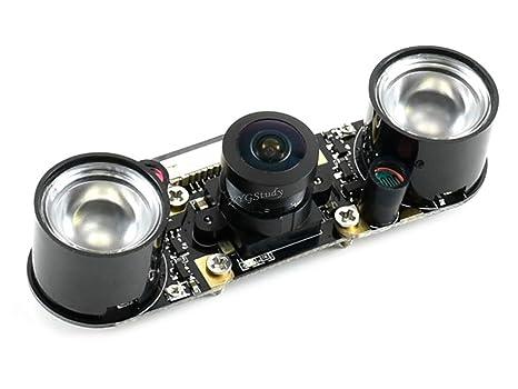 d07d073231c64 Amazon.com: IMX219-160IR Camera Module Infrared Night Vision 8 ...