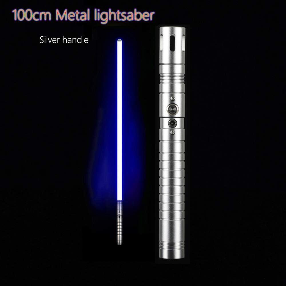 High Volume Outdoor Lighting Toy Glowing Toy Sword JLKJBH Metal Lightsaber
