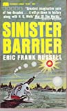 Sinister Barrier, Eric Frank Russell, 0345327608