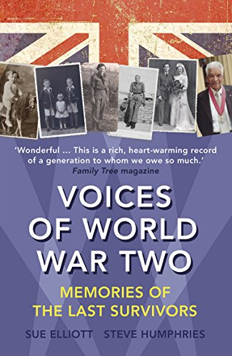 Voices of World War Two: Memories of the Last Survivors