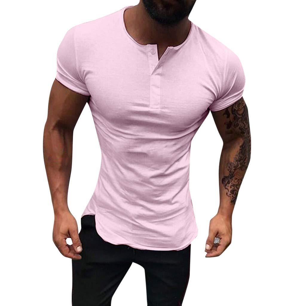 Camisetas Hombre Manga Corta, YanHoo Hombre Militares Camisetas ...