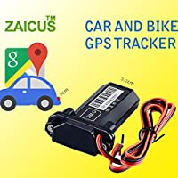 ZAICUS ST-901 Waterproof Built-in Battery GSM GPS Tracker for Car Motorcycle Vehicle Tracking Device with Online Tracking Software APP