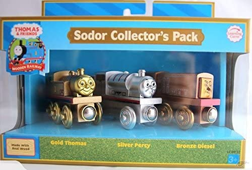 B000KWNTOW Thomas and Friends: Sodor Collector's Pack 51fe22N4jqL.
