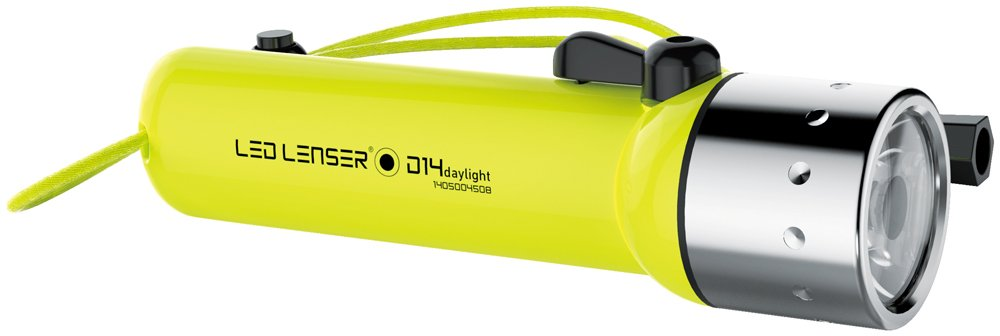 LED LENSER - Taschenlampe D14 Daylight - Box