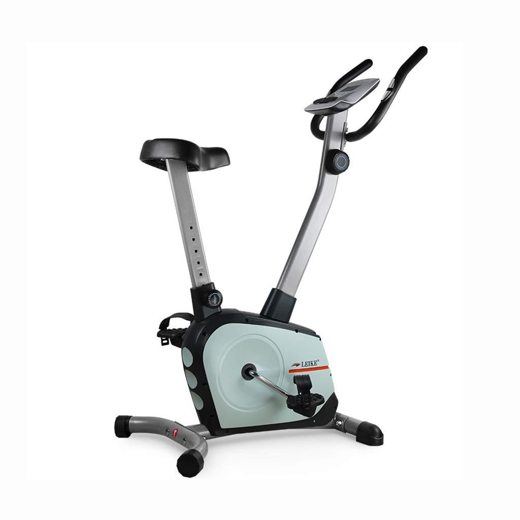 フィットネスバイク自転車自転車自転車運動自転車超静かな屋内自転車運動スポーツ自転車 フィットネスマシン (Color : Blue, Size : 85*54*122cm) 85*54*122cm Blue B07KRTWP25