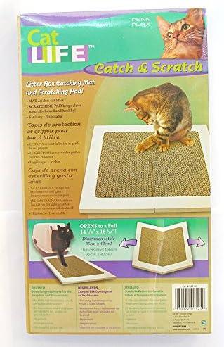 Penn-Plax Catch&Scratch Griffoir pour Chat