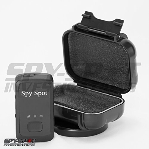 GL 300 Real Time GPS Tracker with Weatherproof Magnetic Pelican Case