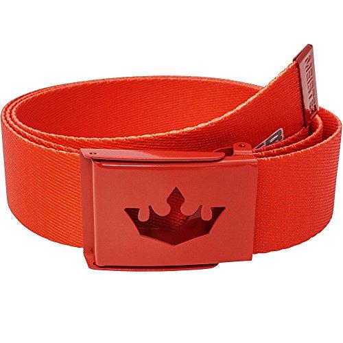 meister-player-golf-web-belt-adjustable-reversible-team-red