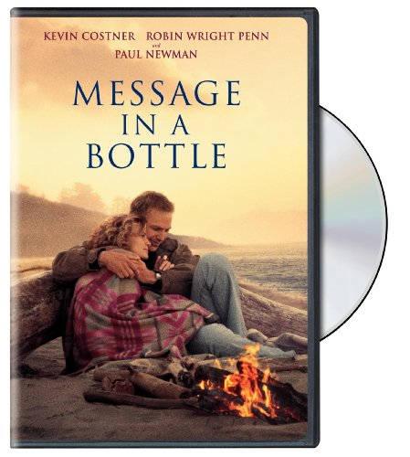 DVD : Message In A Bottle (, Dolby, AC-3, Repackaged, Eco Amaray Case)