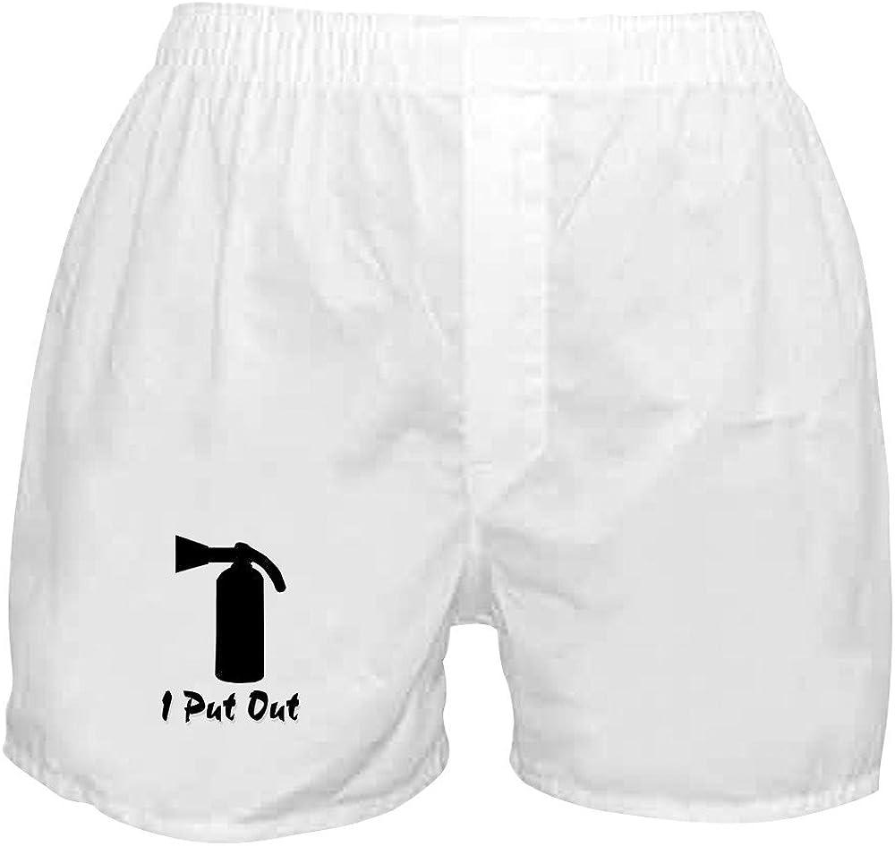 CafePress I Put Out Funny Underwear Novelty Boxer Shorts