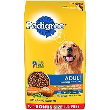 Pedigree Complete Nutrition Adult Dry Dog Food (40lbs)