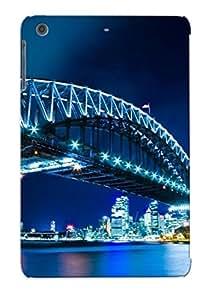 Fashion Protective Bridges Sydney Rivers Sydney Opera House Cities Case Cover Design For Ipad Mini/mini 2