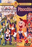 The Three Musketeers/Pinocchio [DVD] [1998] by Cam Clarke