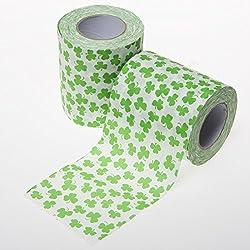 Shamrock Toilet Paper