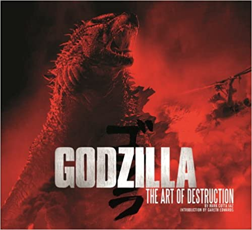 Godzilla - The Art of Destruction