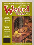 img - for WEIRD TALES: THE UNIQUE MAGAZINE WINTER 1990-1991 WHOLE NO. 299 VOL. 52 NO. 2 book / textbook / text book