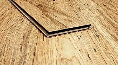 Eucalyptus Flooring Tupelo Honey Strand Click Lock 4ft Lengths