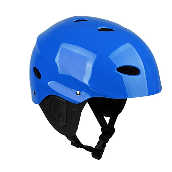 Amazon.com: Baoblaze Professional Water Sports Safety Helmet ...