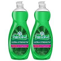 Palmolive Ultra Strength Liquid Dish Soap, Original - 32.5 fluid ounce (Twin Pack)