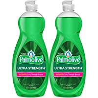2-Pack Palmolive Ultra Strength Original Liquid Dish Soap (32.5-Oz.)