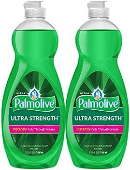 2-Pack Palmolive Ultra Strength Original Liquid Dish Soap