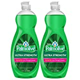#4: Palmolive Ultra Strength Liquid Dish Soap, Original - 32.5 fluid ounce (Twin Pack)