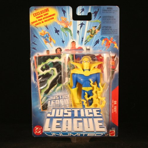 (Justice League Unlimited Dr Fate Action Figure)
