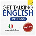Get Talking English in Ten Days: Learn in Italian | Rebecca Klevberg Moeller