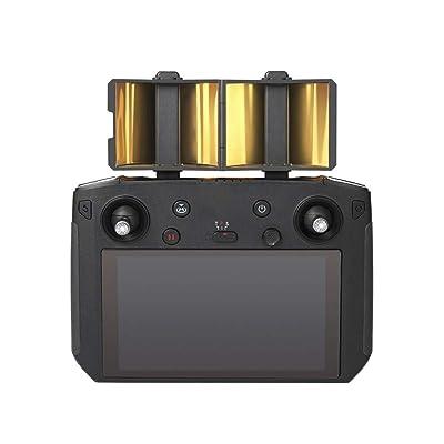 Penivo Amplificador de Rango Plegable Amplificador de Antena Compatible para dji Mavic 2 Pro / Zoom / Spark / Mavic Air Control Remoto Control de transmisor de señal de Drones Accesorios: Juguetes y juegos