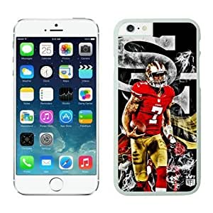 NFL Iphone 5/5S an Francisco 49ers Colin Kaepernick White Case Cover For SamSung Galaxy Note 2 Cell Phone Case ONXTWKHC3859