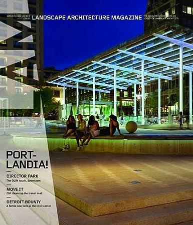 Landscape Architecture Amazon Magazines